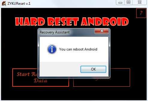 Oppo Find 7 Mini Factory Reset