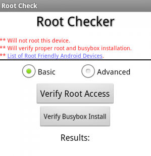 How to root Samsung Galaxy V
