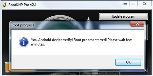 How to root Panasonic P61